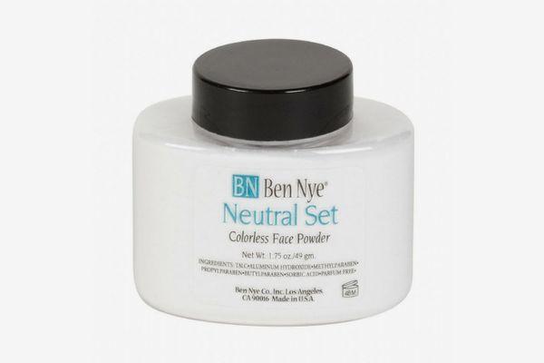 Ben Nye Neutral Set Colorless Powder