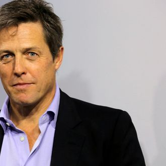 \Actor Hugh Grant attends
