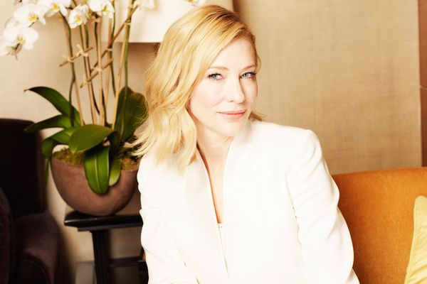 Cate Blanchett on How She's Moisturized for Over a Decade