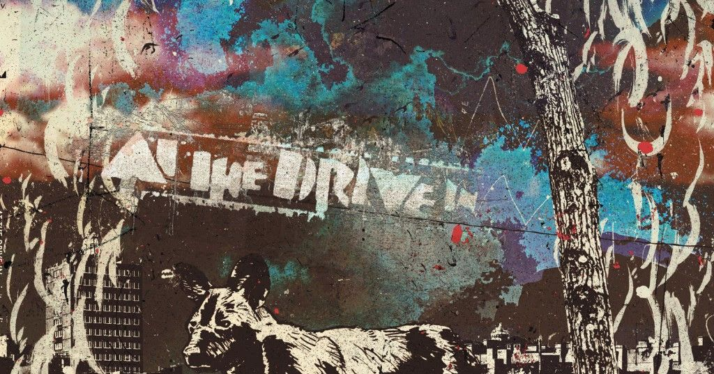 At the Drive-In Rewrites Its Past on in•ter a•li•a