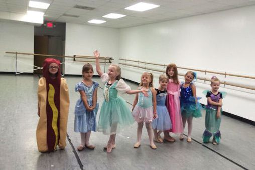 Be The Hot Dog Princess You Wish To See The Cut