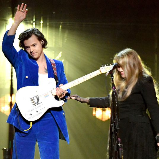 Harry Styles and Stevie Nicks - Stop Draggin' My Heart Around