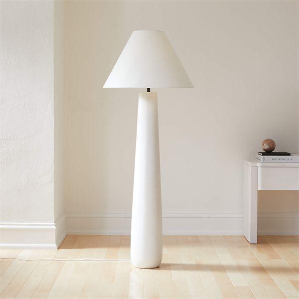 Kara Mann x CB2 Polar Floor Lamp