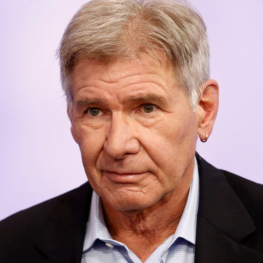 Harrison Ford Today ha...