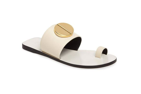 Mercedes Castillo Fallon Toe-Loop Sandal