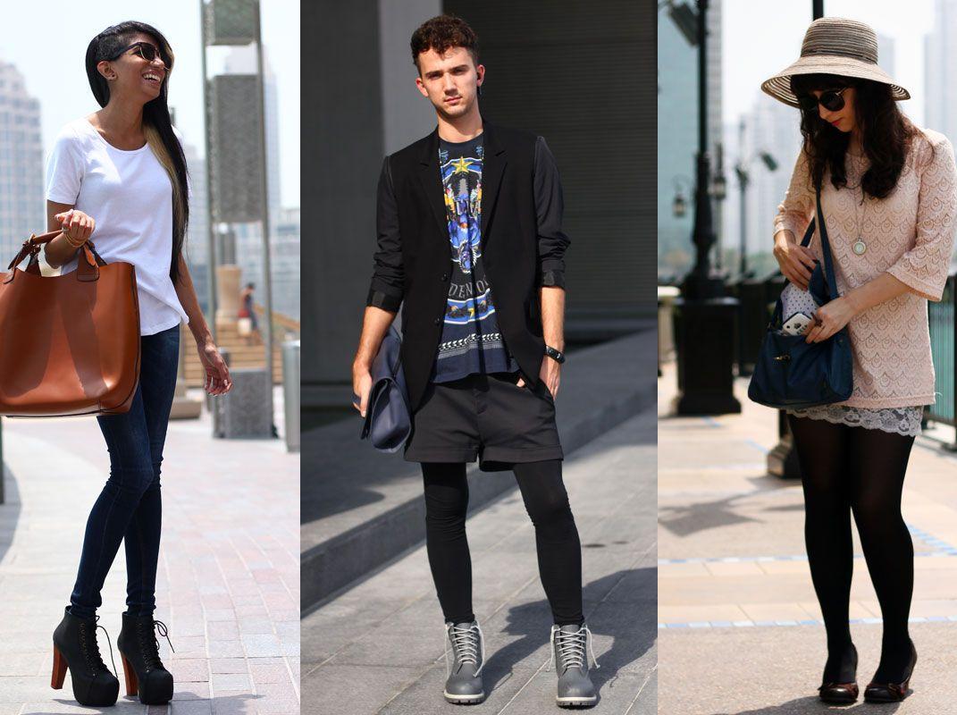 Styles Around The Globe