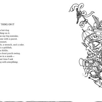 Read Four Newly Released Shel Silverstein Poems - Clickable