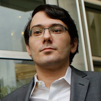 Former Pharmaceutical CEO Martin Shkreli Appears In Court Over Multiple Fraud Charges
