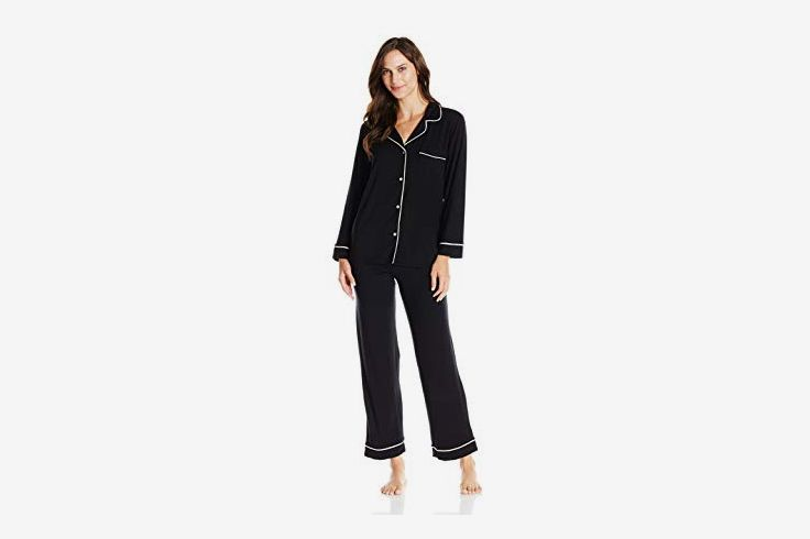 Eberjey Gisele Two-Piece Pajama Sleepwear Set