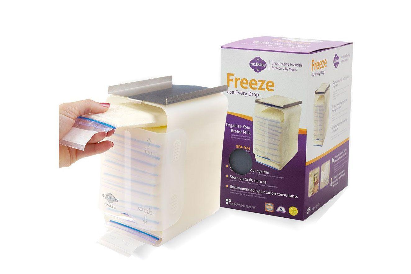 Milkies Freeze Organizer