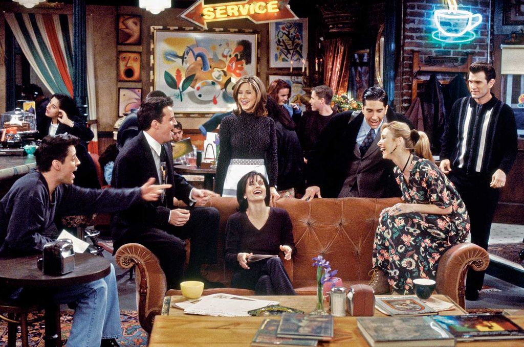 Is 'Friends' Still the Most Popular Show on TV? -- Vulture