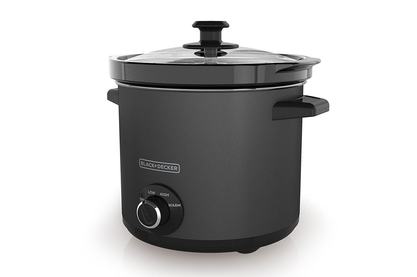 Black & Decker 4-Quart Slow Cooker With Chalkboard Surface