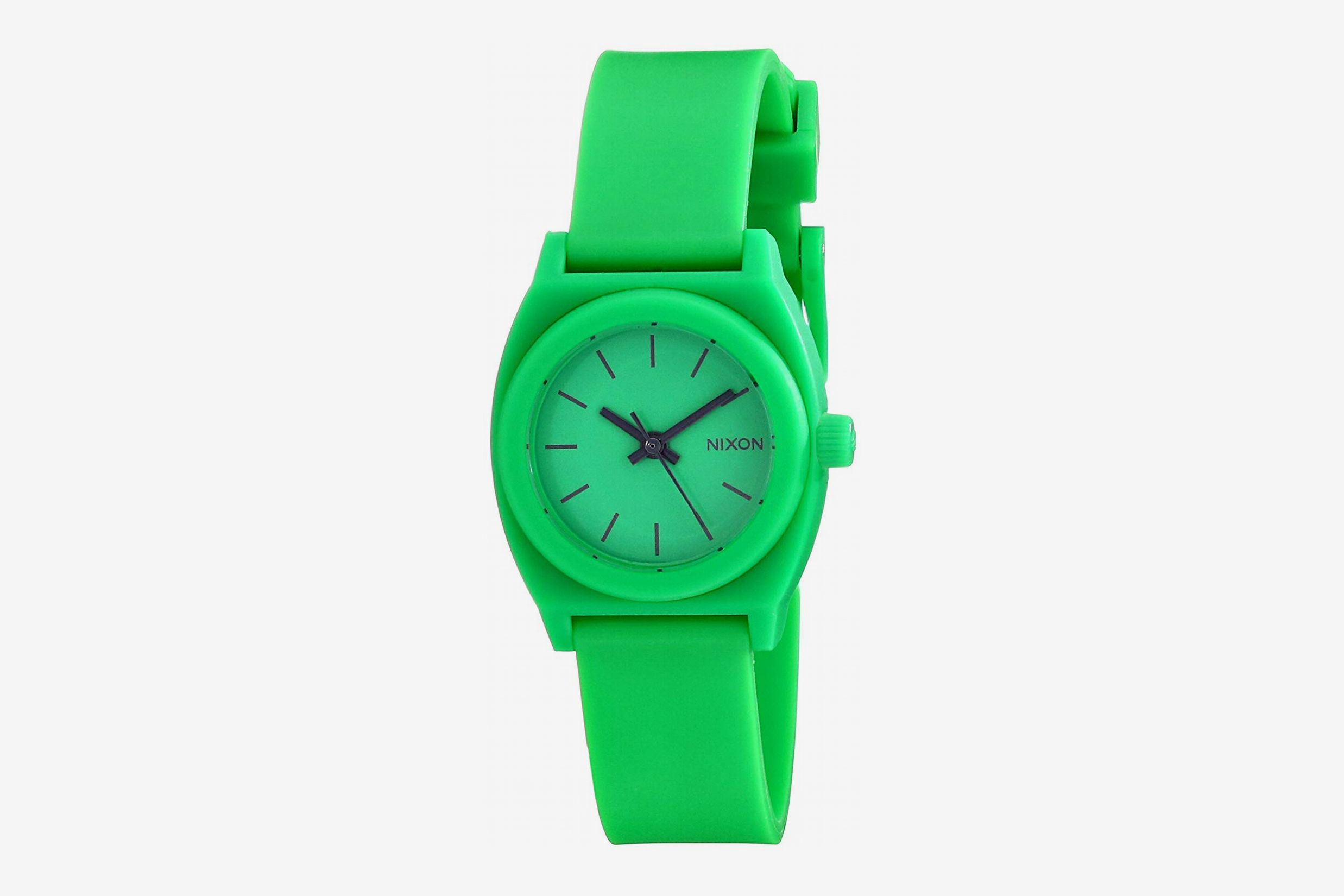 Nixon Women's Small Time Teller P Watch