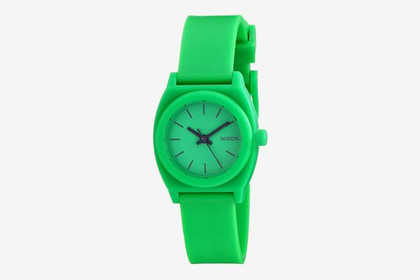 Nixon Women's Small Time Teller P Watch