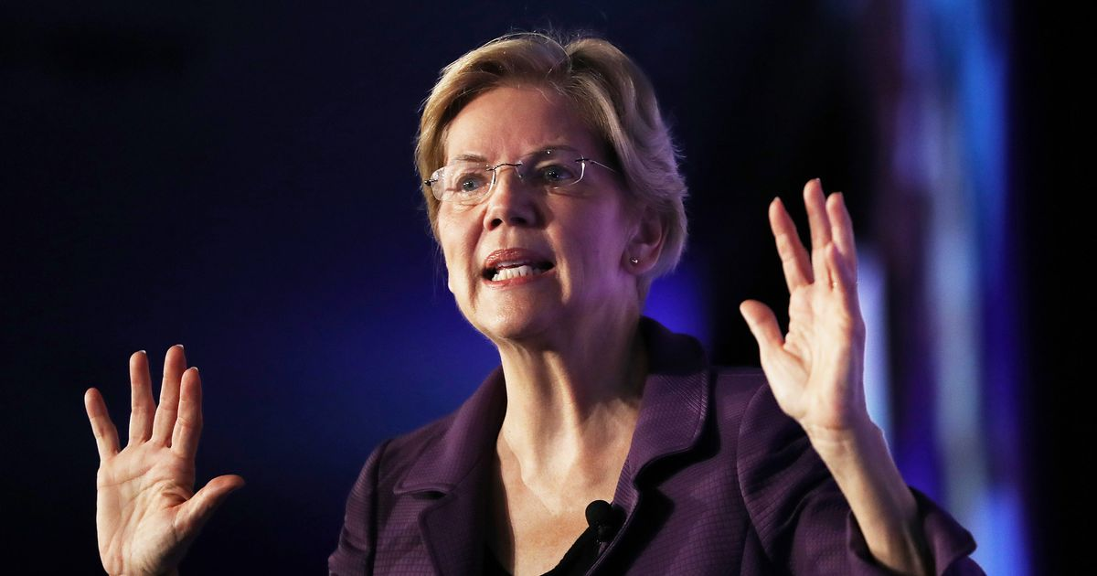 The Emerging Anybody-But-Warren Campaign