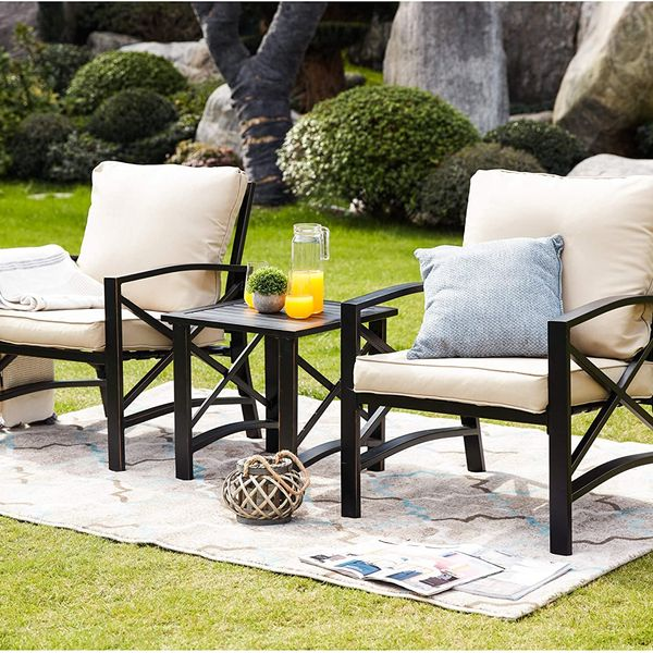 8 Best Patio Furniture Sets 2021 The, Apartment Size Patio Furniture Canada