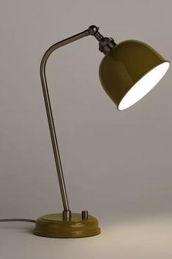 John Lewis Baldwin Lamp in Gloss Olive