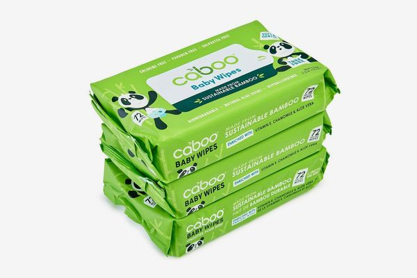 Caboo Tree-Free Bamboo Baby Wipes