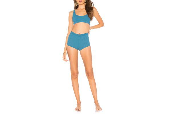 Bond Eye Heatwave Rib Bikini Top