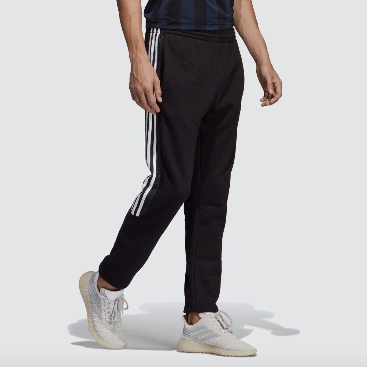 Long Sweatpants for Men Athletic Retro Style Bermuda Silhouette 100/% Cotton Sports Pants