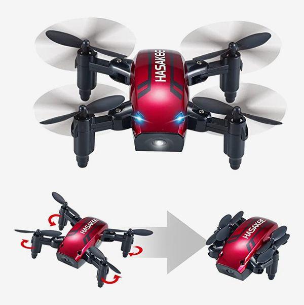 H6 Foldable RC Mini Drone