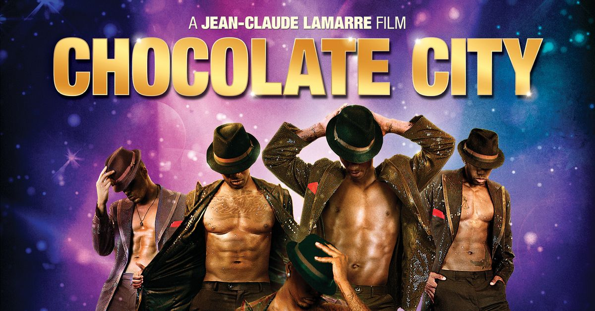 The Men Of Chocolate City Will Melt Your Brain