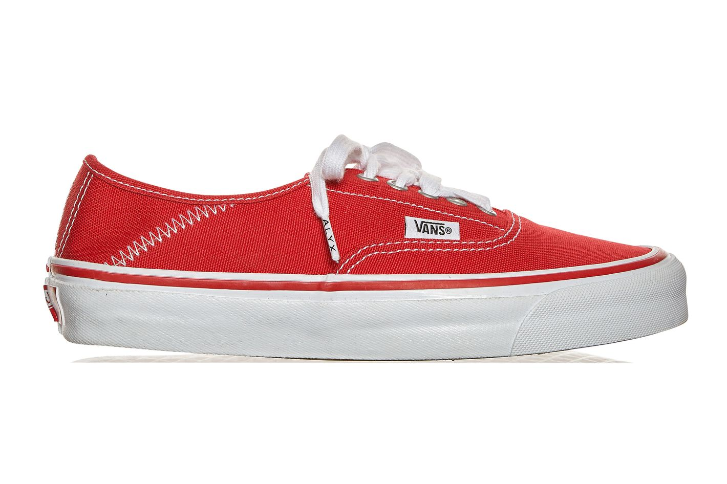 Vans x ALYX OG Style 43 LX in True Red