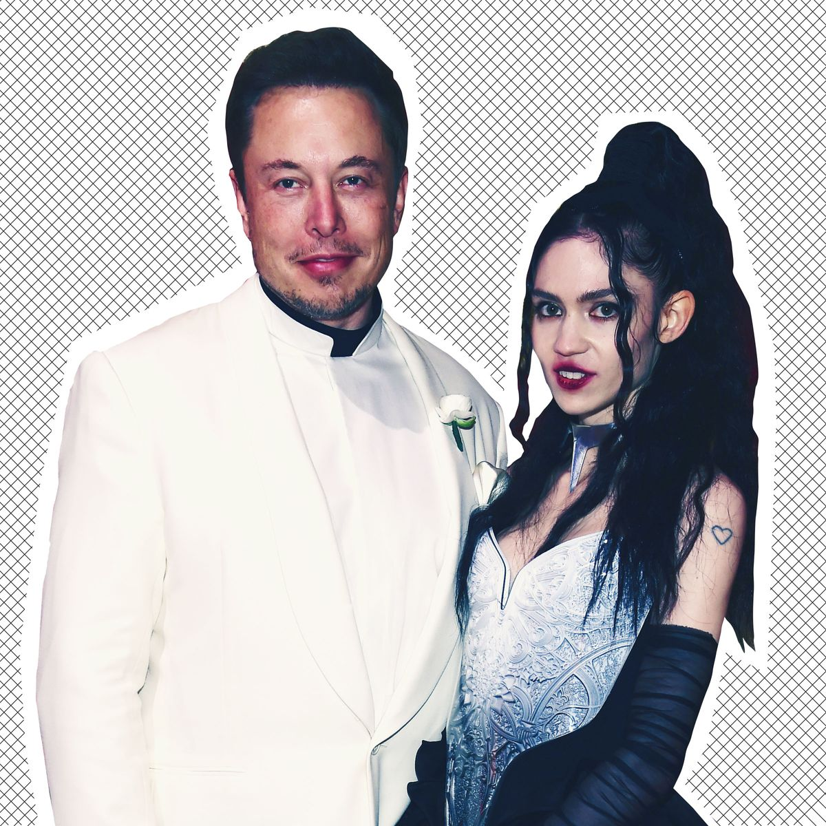 What S Going On With Elon Musk And Grimes