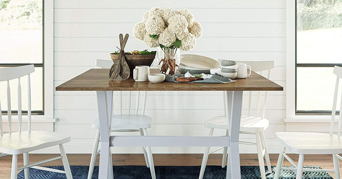 15 Best Dining Tables And Dining Room Sets On Amazon 2018