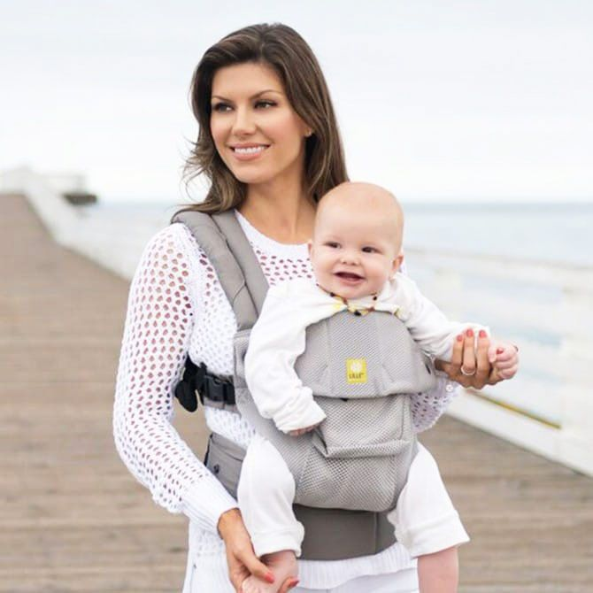 Best three-month baby carrier