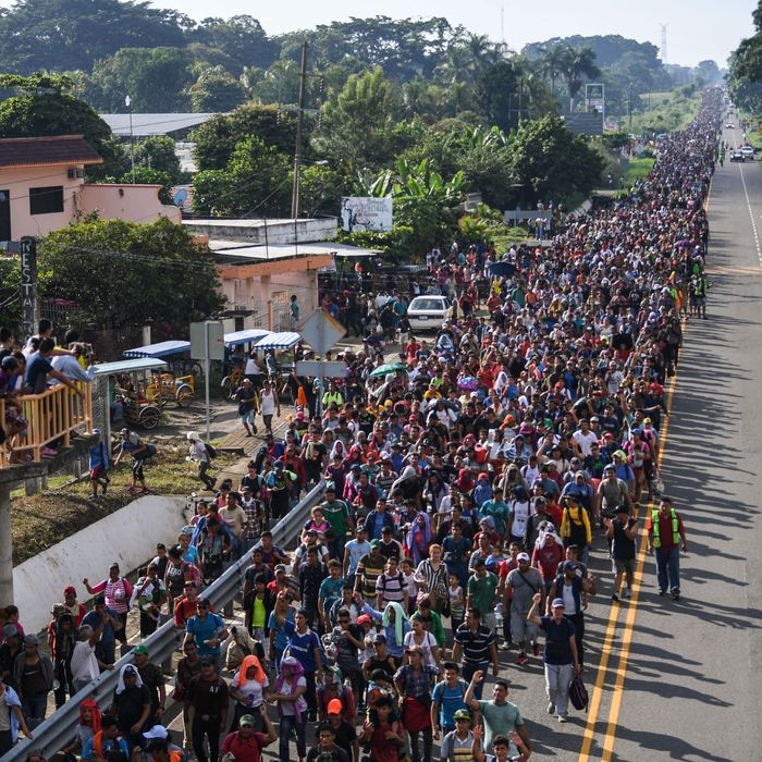 "What Precautions Are You Taking To Protect Your Family From ""The Caravan""? - Page 5 26-migrant-caravan.w700.h700"