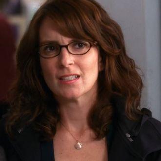 Tina's reaction to Jenna wearing blackface in the season-three episode