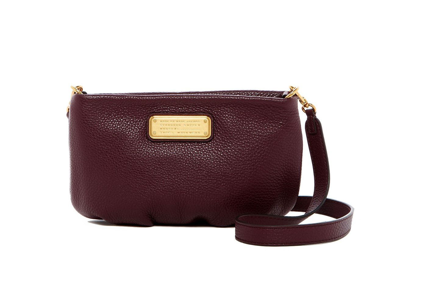 Marc By Jacobs Percy Leather Crossbody