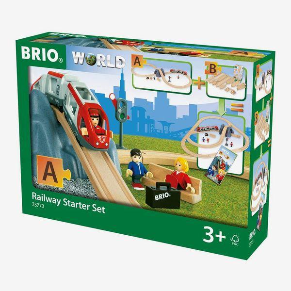 BRIO World Railway Starter Train Set