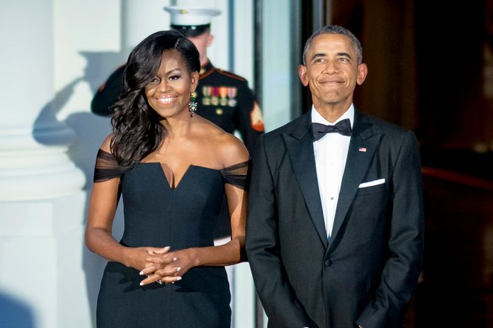 Michelle Obama Killed It In Vera Wang At Last Night S