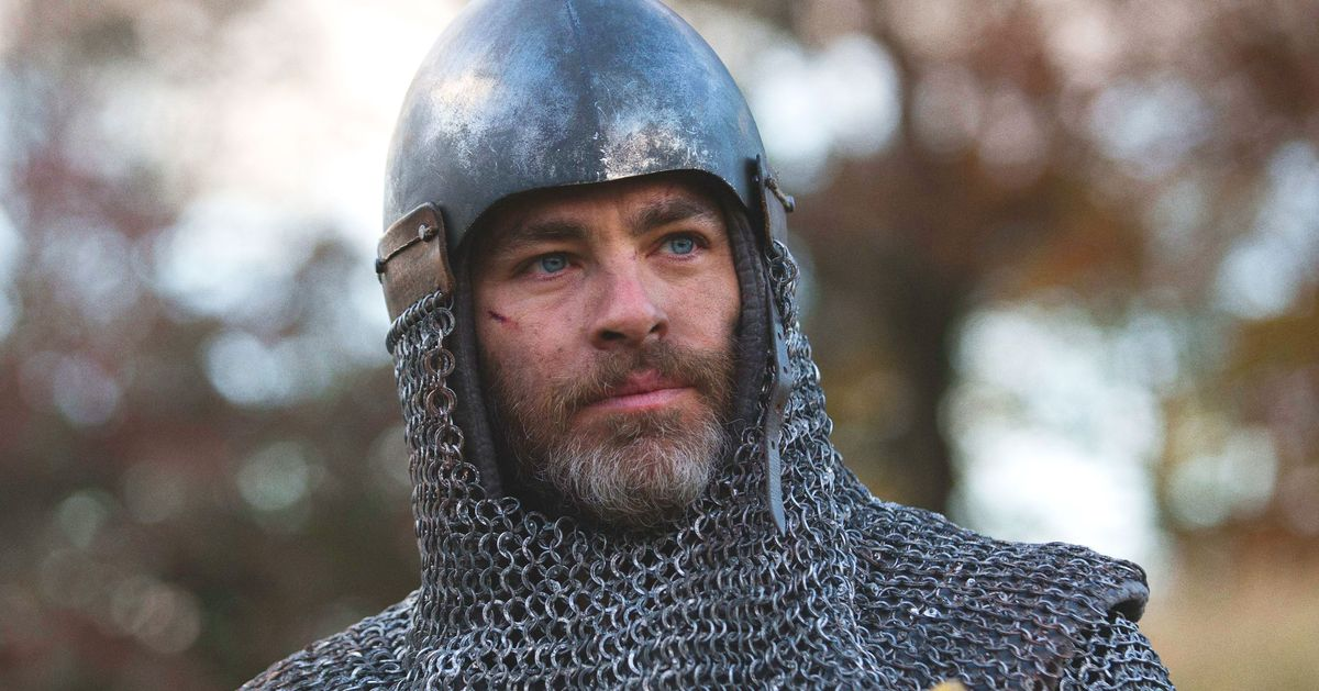 How To See Chris Pines Penis In Outlaw King