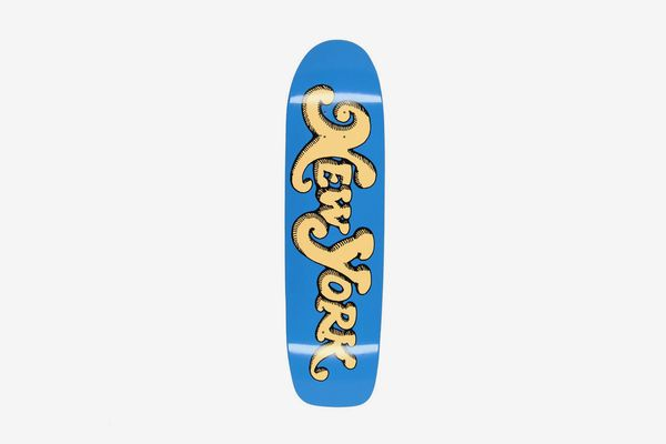Bubble Logo Skateboard Deck