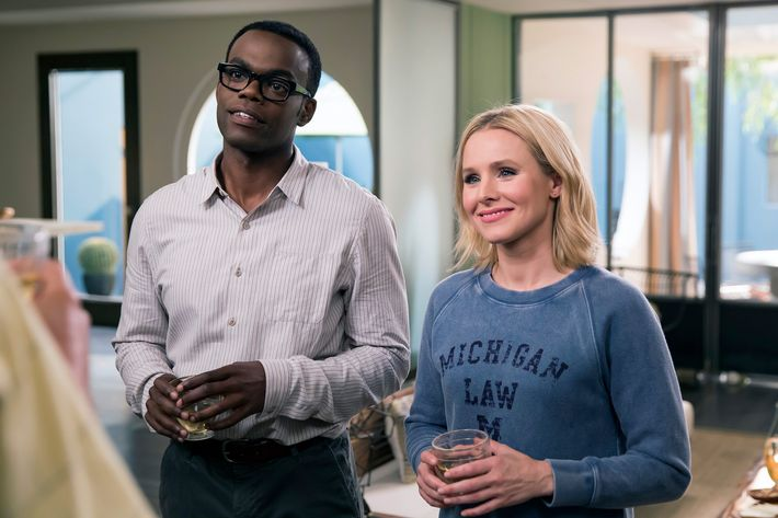 Image result for the good place season 2