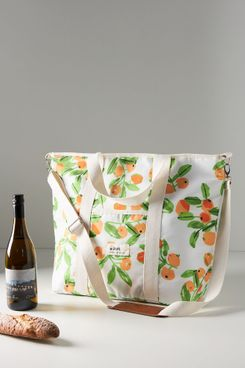 Vera for Anthropologie Perennial Cooler Tote Bag