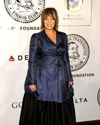 Mia Michaels attends The Friars Club and Friars Foundation Honor of Tom Cruise