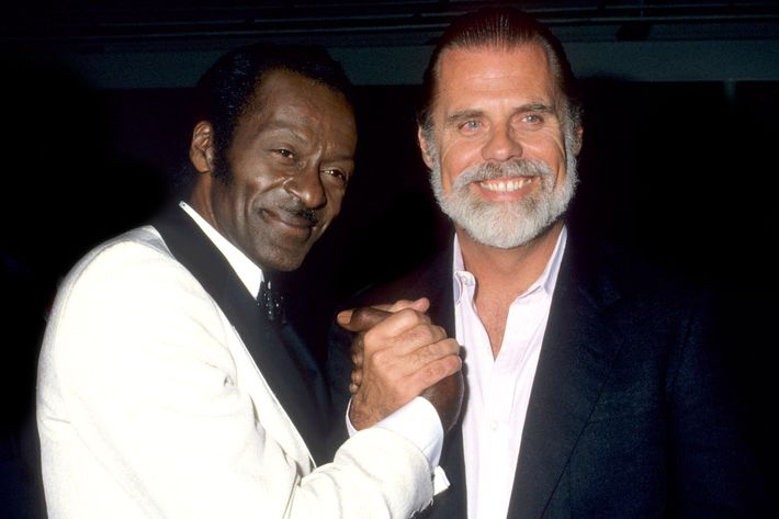 taylor hackford remembers making a movie with chuck berry