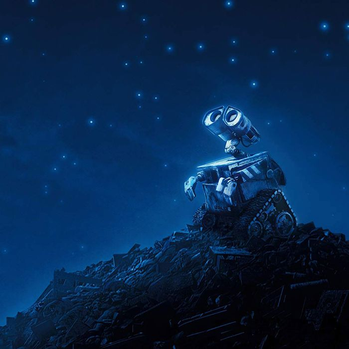 Wall-E.