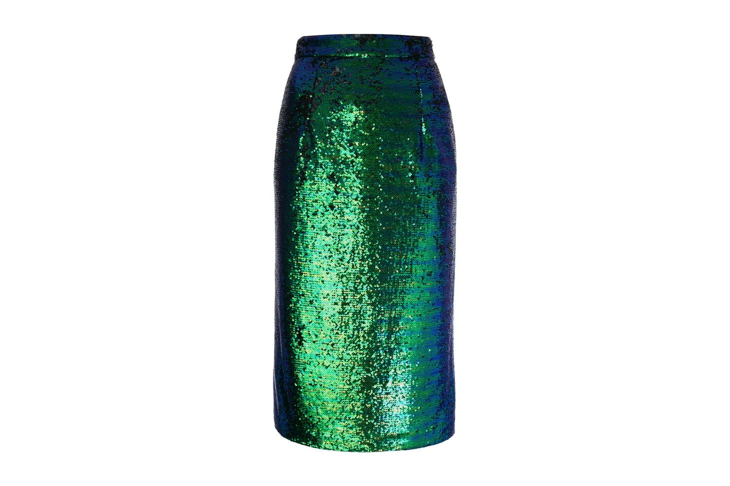 G.V.G.V. Sequin Pencil Skirt