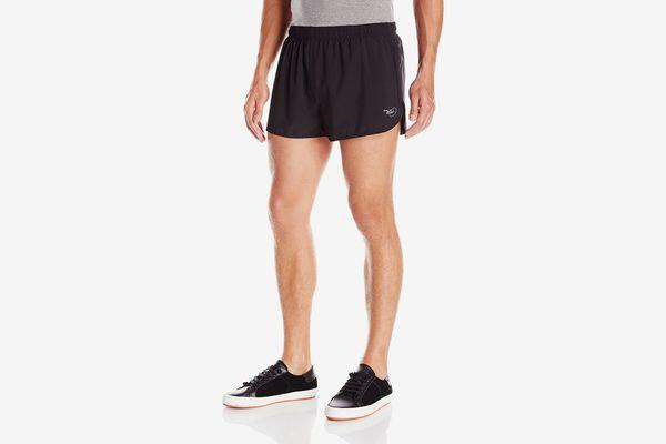 time to run Men's Lightweight Pace Running Shorts