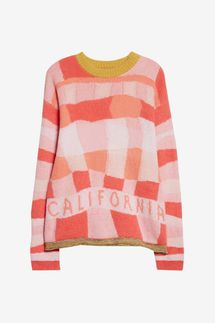ERL California Cotton-Blend Sweater