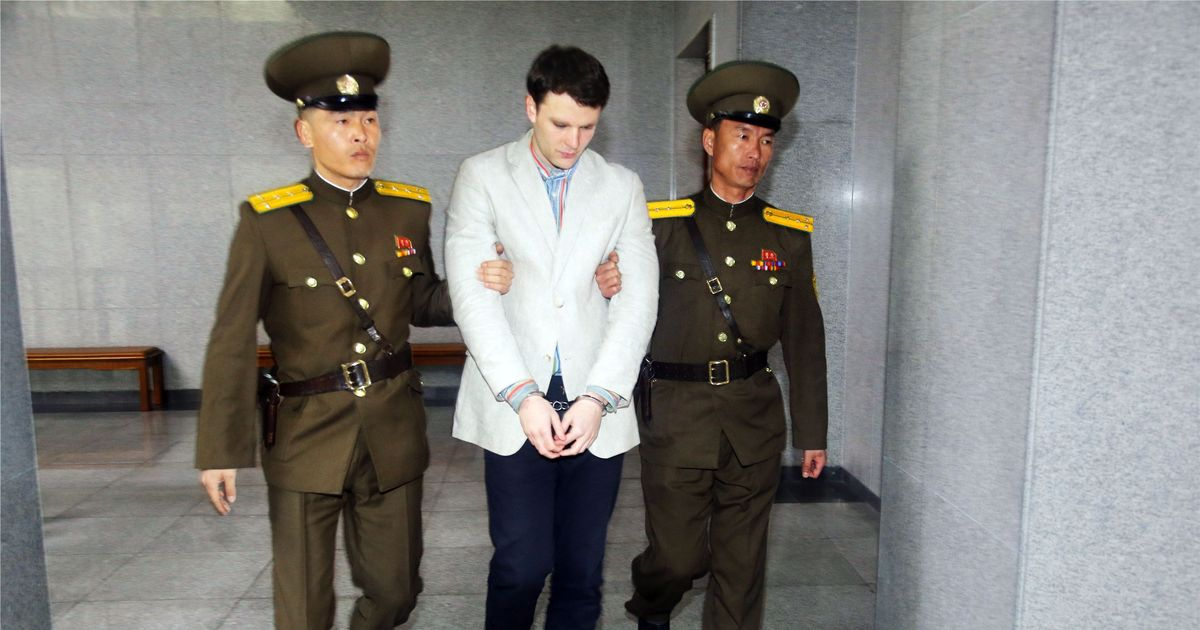 Report: U.S. Agreed to Pay North Korea $2 Million for Otto Warmbier's Care