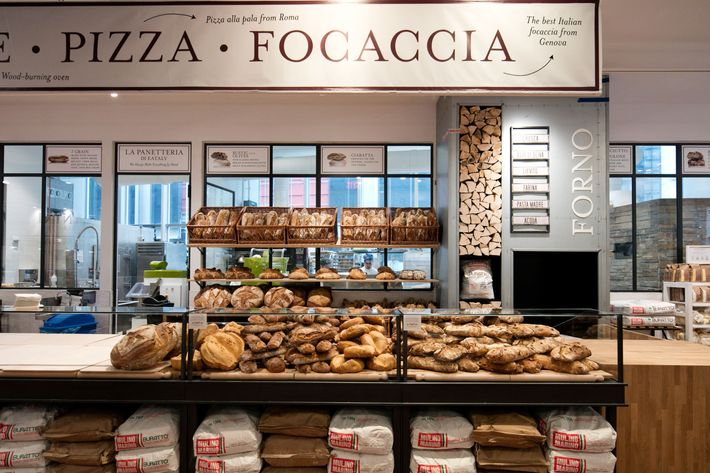 What S Most Exciting At The Massive New Eataly Downtown