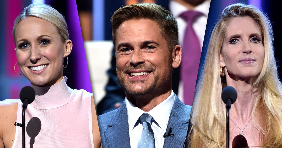The 18 Best Jokes From Comedy Central's Roast of Rob Lowe