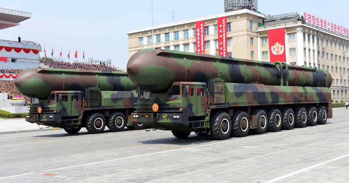 north korean icbm