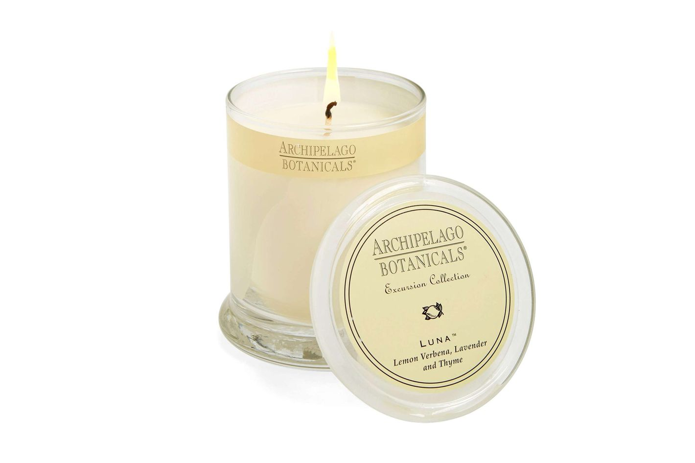 Archipelago Botancials Excursion Glass Jar Candle